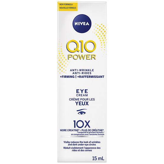 Nivea Visage Q10 Plus Anti-Wrinkle Eye Care - 15ml