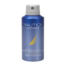 Nautica Voyage Deodorant Body Spray - 114g