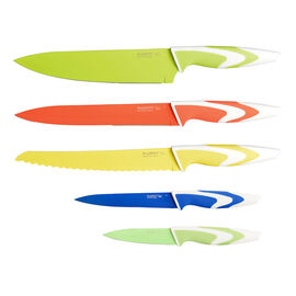 Studio Coloured Knife Set - 5 piece