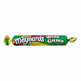 Maynards Wine Gum Rolls - 44g