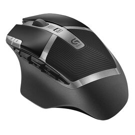 Logitech G602 Wireless Gaming Mouse - Black/Grey - 910-003820