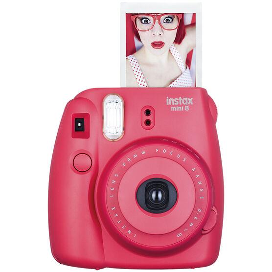 Fuji Instax Mini 8 - Raspberry - 600015402
