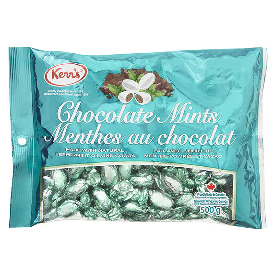 Kerr's Chocolate Mints - 500g