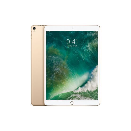 Apple iPad Pro Cellular - 10.5 Inch - 512GB - Gold - MPMG2CL/A