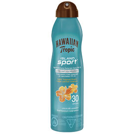 Hawaiian Tropic Island Sport Sunscreen Spray - SPF30 - 170g