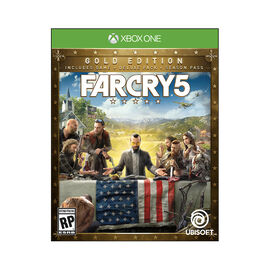 Xbox One Far Cry 5 Steelbook Gold Edition