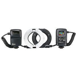 Nissin MF18 Macro Ring Flash For Canon - MF18RFC- Open Box Display Model