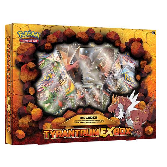 Pokémon Tyrantrum-Ex Box - Assorted