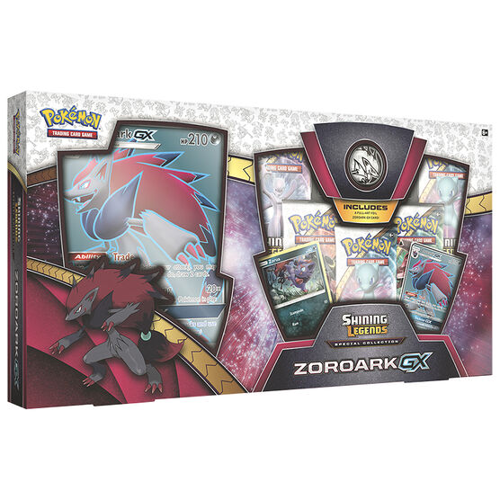 Pokémon Shining Legends Special Collection-Zoroark - GX