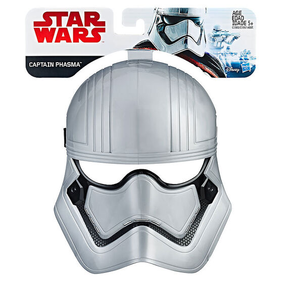 Star Wars E8 Last Jedi Mask - Assorted