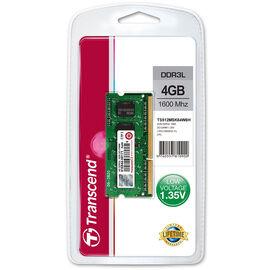 Transcend 4GB DDR3L 1600Mhz SO-DIMM - TS512MSK64W6H