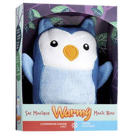 Magic Bag Warmy Owl