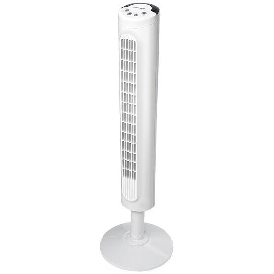 """Honeywell Tower Fan - 38"""" - White - HYF023WC"""