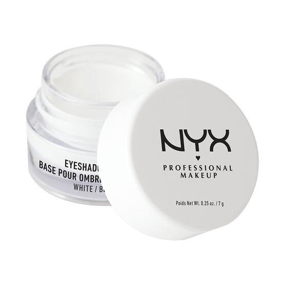 NYX Professional Makeup Eyeshadow Base - White