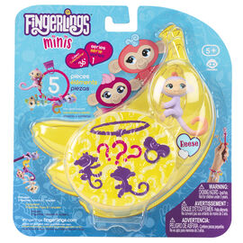 Wowwee Fingerlings Mini - 3 pack