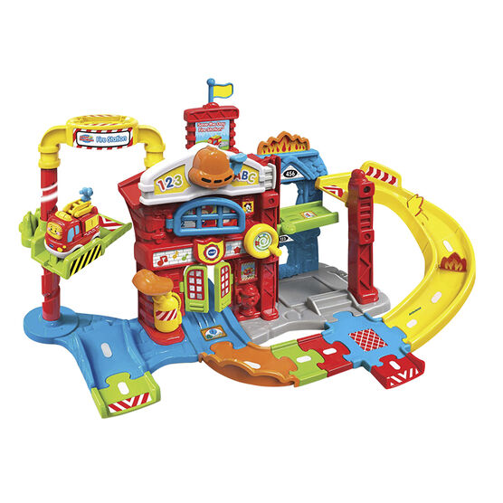 VTech Go Go Smart Wheels - Save the Day Fire Station