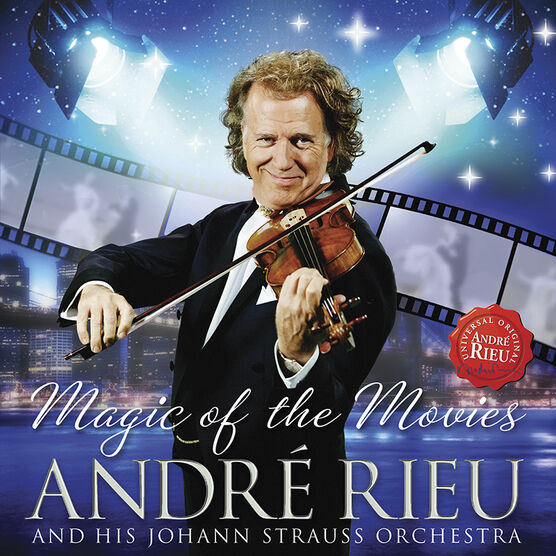 Andre Rieu - Magic of the Movies - CD + DVD