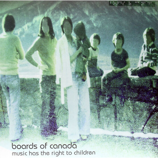 Boards of Canada - Music Has the Right to Children - Vinyl