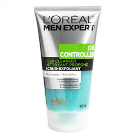 L'Oreal Paris Men Expert Oil Controller Deep Cleansing Scrub - 150ml