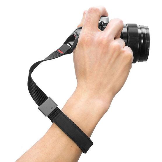 Peak Design Cuff Strap V3 - Charcoal - CF-BL-3