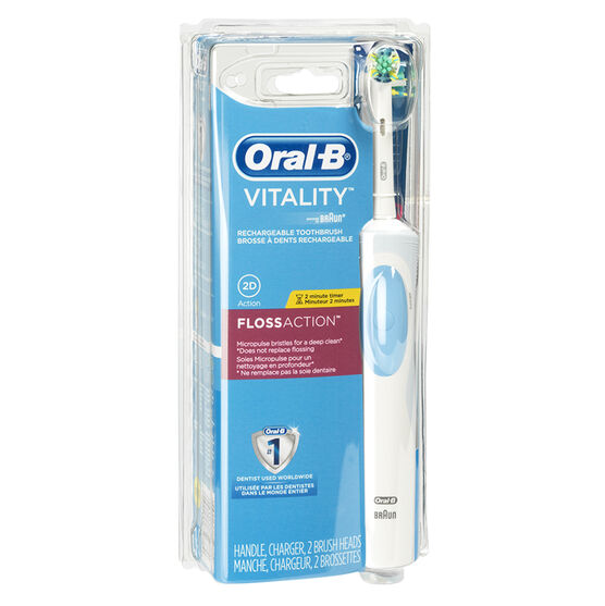 Oral-B Vitality Floss Action Electric Toothbrush