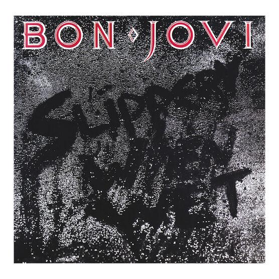 Bon Jovi - Slippery When Wet - Vinyl