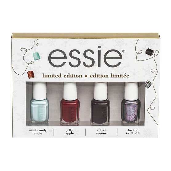 Essie Limited Edition Christmas Nail Lacquer Kit