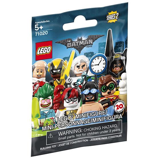 The LEGO Batman Movie Series 2 - Minifigures 2018 - Blind Bag