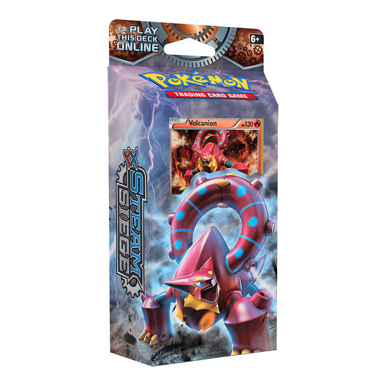 Pokémon XY11 Steam Siege Theme
