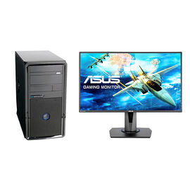 Certified Data AMD A8 9600 with Asus VG275Q 27inch Monitor - PKG #13838