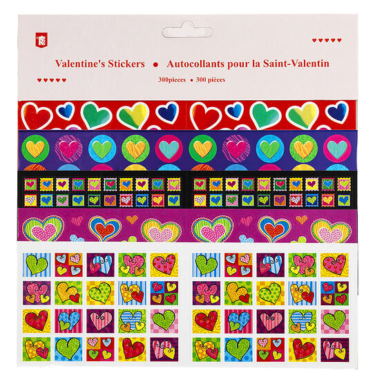 Valentine's Sticker Kit