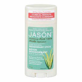 Jason Deodorant Stick - Aloe Vera  - 71g