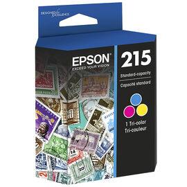 Epson 215 Standard-Capacity Ink Cartridge - Colour - T215530