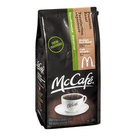 McCafe Premium Roast Coffee - Decaffeinated Medium Dark Roast - Ground - 340g