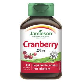 Jamieson Cranberry 250 mg - 100's