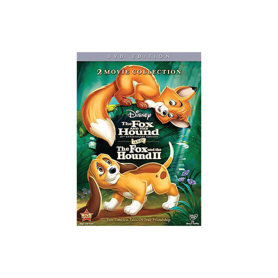 The Fox and the Hound / The Fox and the Hound II - DVD