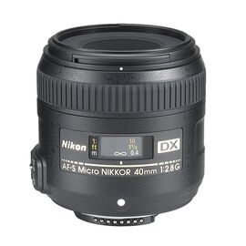 Nikon AF-S DX Nikkor 40mm f/2.8G Lens - 2200
