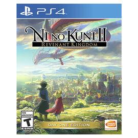 PS4 Ni No Kuni II: Revenant Kingdom