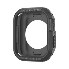 Spigen Rugged Armor for Apple Watch Series 4 - 40mm - Black - SGP061CS24480