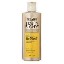 Pro:Voke Liquid Blonde Gloss Intensifying Conditioner - 200ml