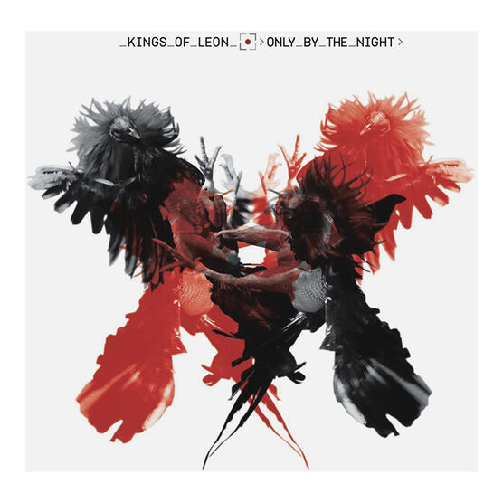 Kings of Leon - Only By The Night - 180g Vinyl