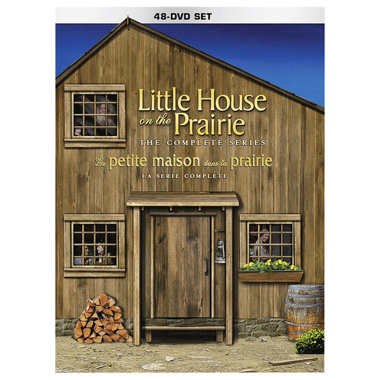 Little House On The Prairie: The Complete Series - DVD