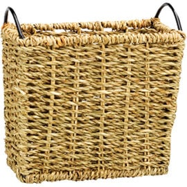 London Drugs Seagrass & Metal Basket - Extra Small
