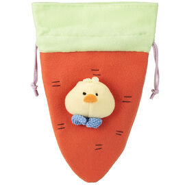Easter Carrot Shaped Bag - Assorted