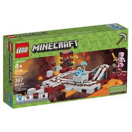 LEGO Minecraft - The Nether Railway