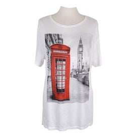 Lava Printed Crew Tee - London Calling