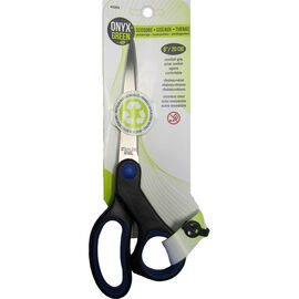 Onyx Green Scissors - 8 inches