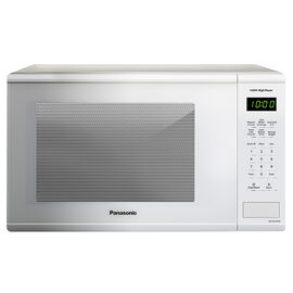 Panasonic 1 3 Cu Ft Microwave Oven White Nnsg656w