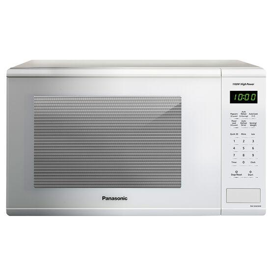 Panasonic 1.3 cu.ft. Microwave Oven - White - NNSG656W