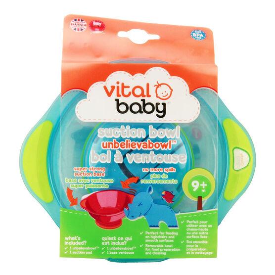 Vital Baby Unbelievabowl - Assorted